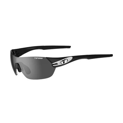 TIFOSI Slice Interchangeable Lens Sunglasses Black/White