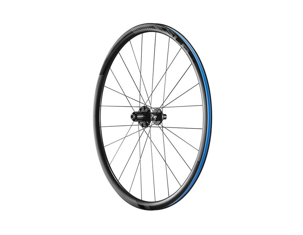 GIANT SLR0 Disc Climbing Rear Wheel click to zoom image