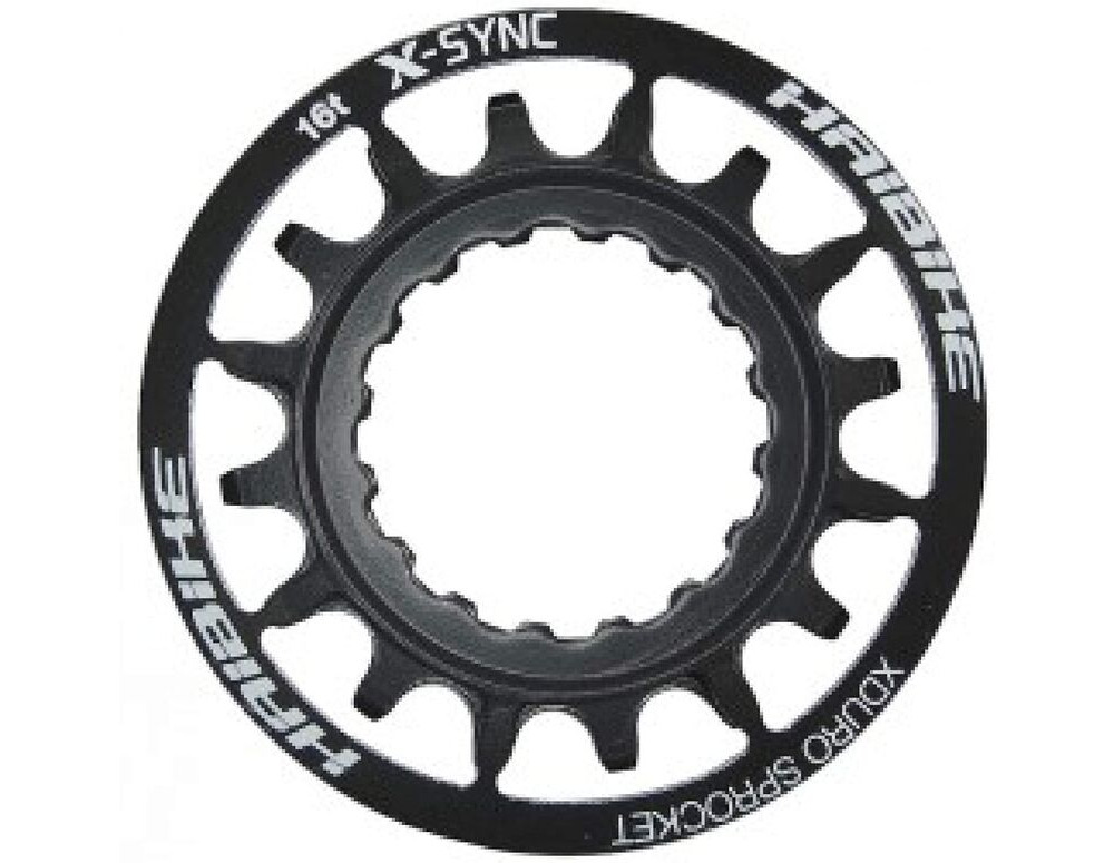 HAIBIKE X-Duro/Sync Bosch E-Bike 16t Black Sprocket click to zoom image