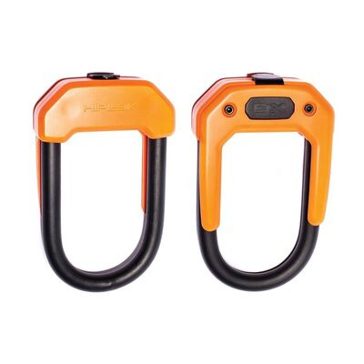HIPLOK DX D Lock (Gold)  Orange  click to zoom image