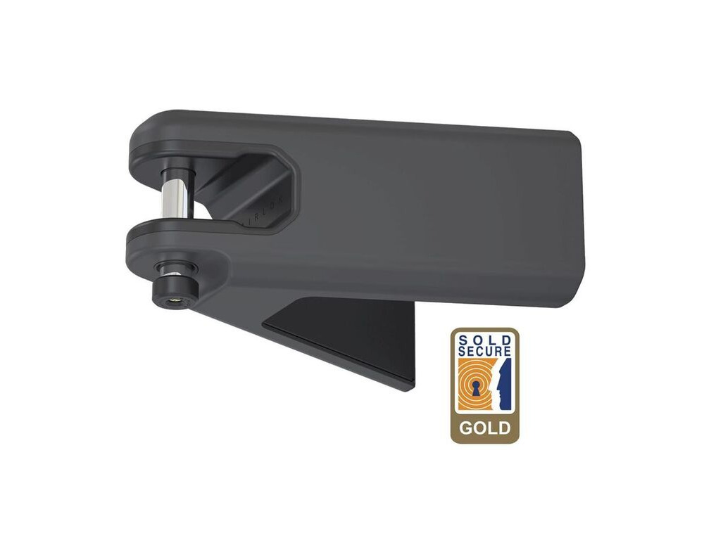 HIPLOK Airlok Wall Mounted Lock/Hanger click to zoom image