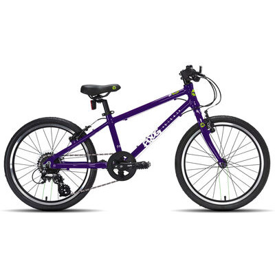 FROG BIKES Frog 55  Purple  click to zoom image