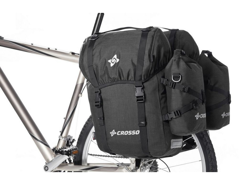 CROSSO Expert 60L (Pair) Rear click to zoom image