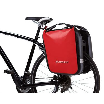 CROSSO Dry 60L Panniers Klickfix  click to zoom image