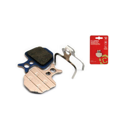 CLARKS Elite Semi-metallic Disc Brake Pads For Formula Oro