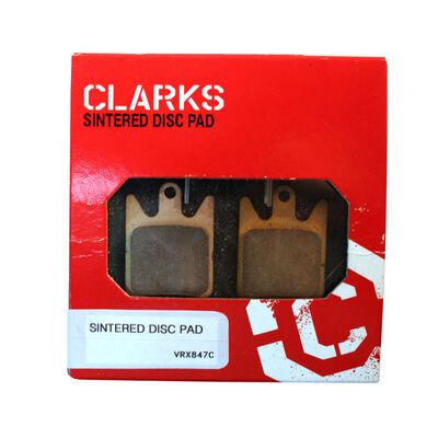 CLARKS Organic Disc Brake Pads For Hope Moto V2