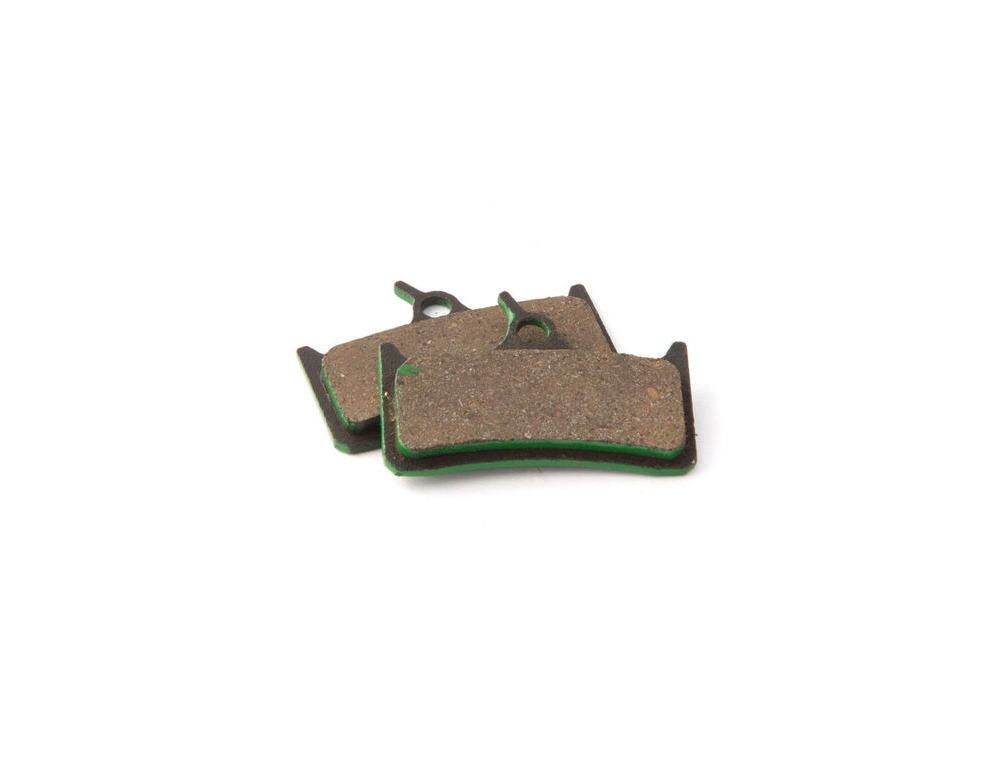 CLARKS Organic Disc Brake Pads For Shimano Deore XT/Cleg DH Grimeca 8/16 Sram 9.0 Hope Mono 4/5 Spring Inc. click to zoom image