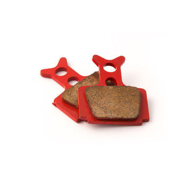CLARKS Sintered Disc Brake Pads W/Carbon For Forumla R1/The One/Mega