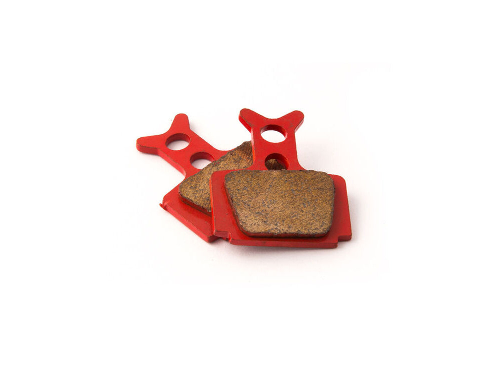 CLARKS Sintered Disc Brake Pads W/Carbon For Forumla R1/The One/Mega click to zoom image