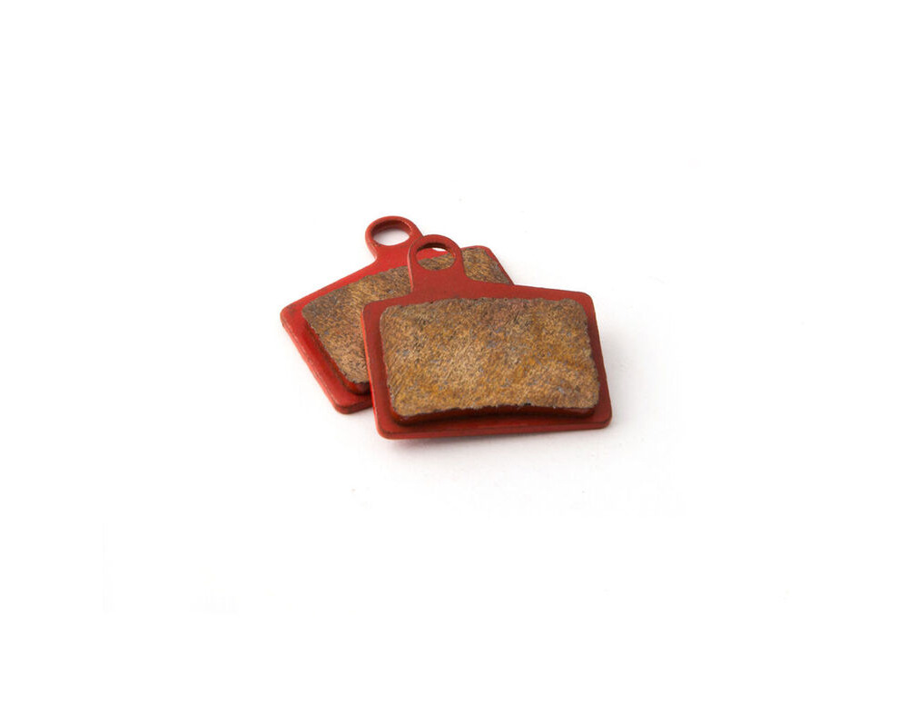 CLARKS Sintered Disc Brake Pads W/Carbon For Hayes Sroker Ryde click to zoom image