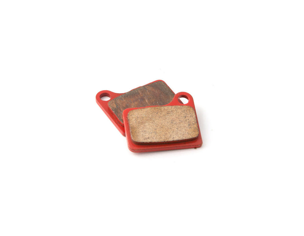 CLARKS Sintered Disc Brake Pads W/Carbon For Shimano Deore Hydraulic BR-M555/6 click to zoom image