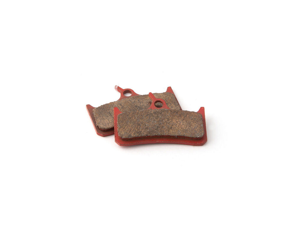 CLARKS Sintered Disc Brake Pads W/Carbon For Shimano Deore XT/Cleg DH Grimeca 8/16 Sram 9.0 Hope Mono 4/5 Spring Inc. click to zoom image