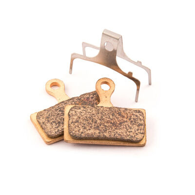 CLARKS VRS852 - Elite Semi-metallic Disc Brake Pads For XTR M985 XT M785 SLX M666 Deore M615 Alfine