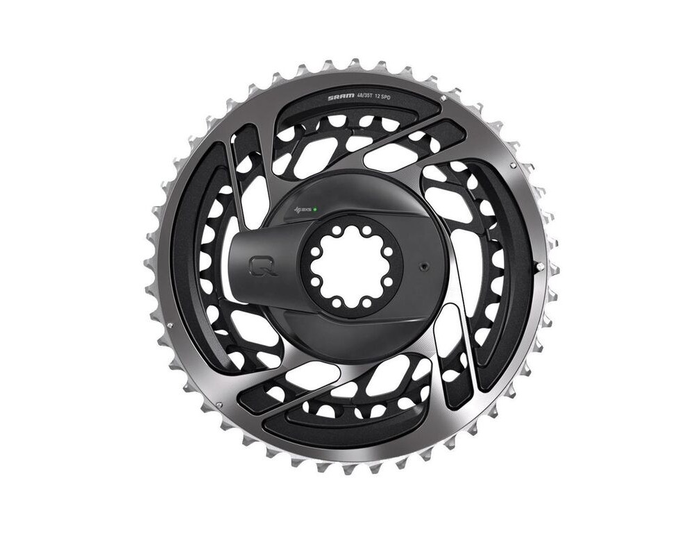 QUARQ Powermeter Kit Dm Red Axs D1 (Powermeter Including Chainring) click to zoom image