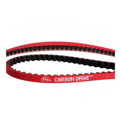 GATES CARBON DRIVE CDX Carbon Drive Belt Red