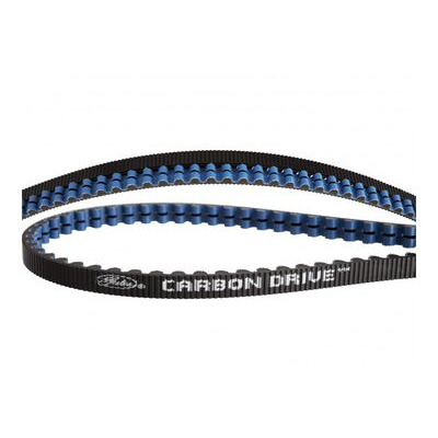 GATES CARBON DRIVE CDX Carbon Drive Belt Black/Blue