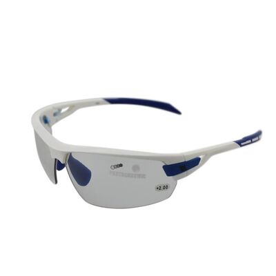 BZ OPTICS PHO Bi-focal Photochromic Glasses White