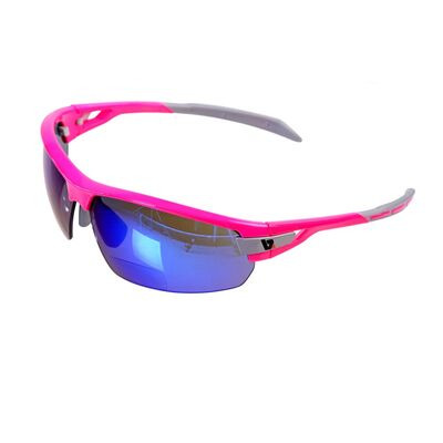 BZ OPTICS PHO Bi-Focal Blue Mirror Glasses Pink