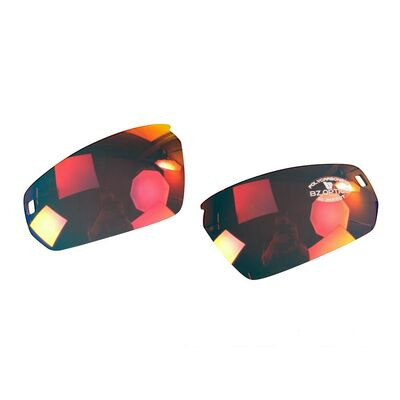 BZ OPTICS Pho Replacement Lenses Fire Mirror lenses ONLY for Pho model Fire Mirror One Size