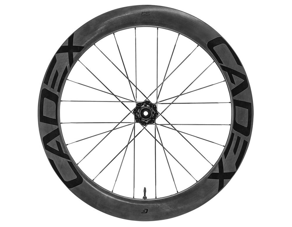 CADEX Cadex 65 Disc Tubeless Rear Wheel click to zoom image