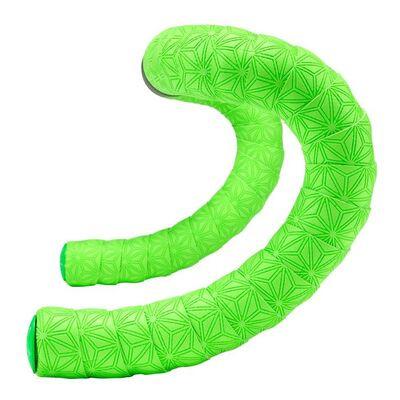 SUPACAZ Super Sticky Kush TruNeon Bar Tape  Neon Green  click to zoom image