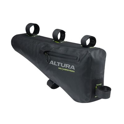 ALTURA Vortex 2 Waterproof Frame Pack: Black 5 Litre
