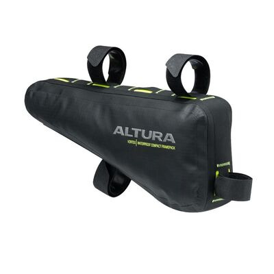 ALTURA Vortex Waterproof Compact Frame Pack 2017: Black 2.5 Litre