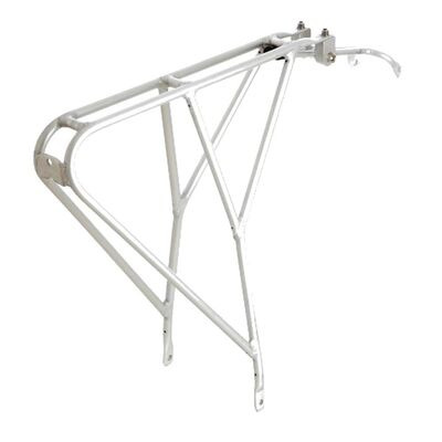 TORTEC Velocity Rear Rack 26-700c 26-700C SILVER  click to zoom image
