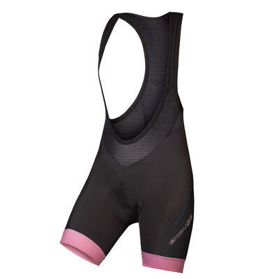 ENDURA Women's FS260-Pro DS II Bibshorts XXS Rose  click to zoom image