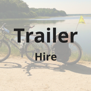 Trailer for a Bicycle hire