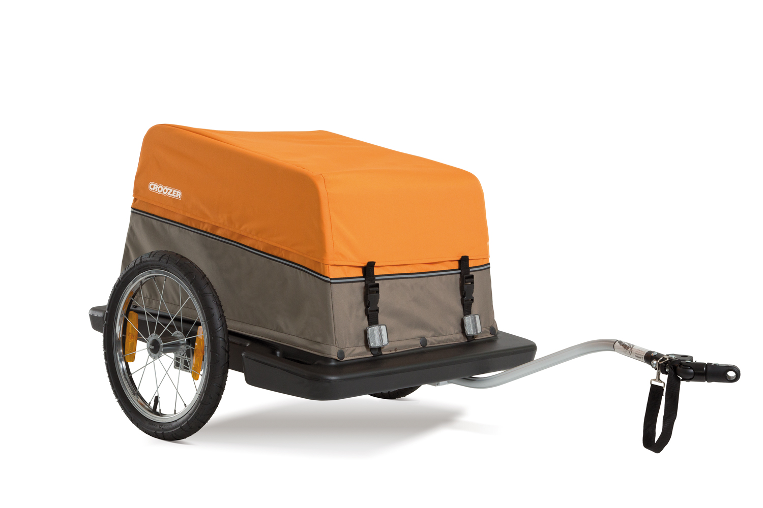 Croozer cargo buggy trailer