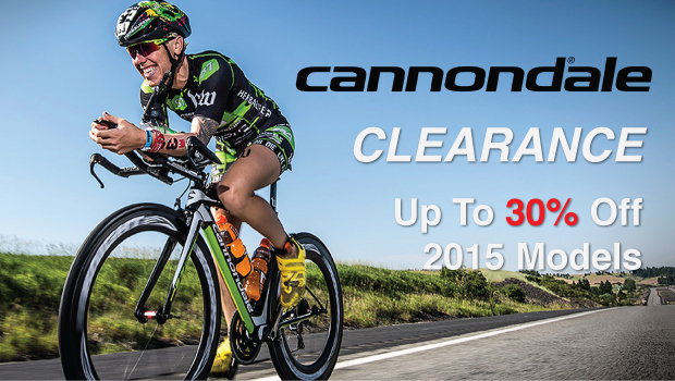 Cannondale offer