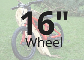 Lightweight Kids Hybrid and mountain bikes with 16 Inch wheels
