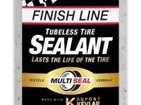 Finish Line's new sealant that lasts as long as your tyres!