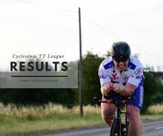 Cyclesense Time Trial League Results - Round Eleven 12/07/2018