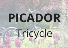 Picador pashley Tricycle