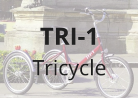 pashley tri-1 tricycle