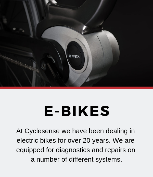 E-Bike Servicing Tadcaster York Leeds